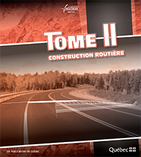 Tome II - Construction routière